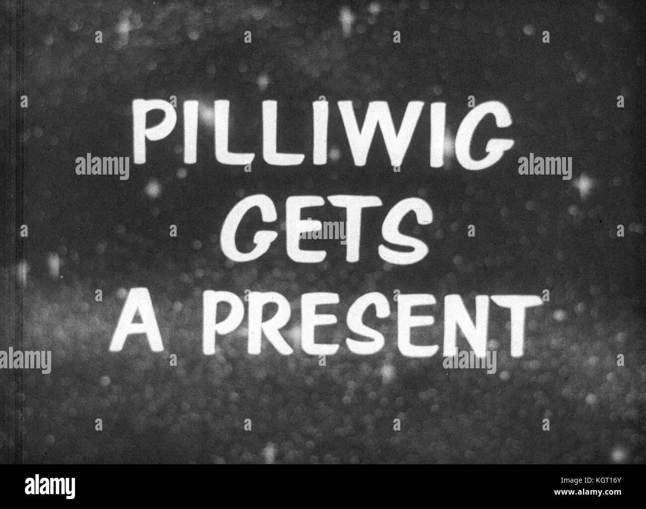 La batería Torchy Boy (1957) Serie de TV , Series, Episodio 14, Pilliwig obtiene una Fecha: 1957 Imagen De Stock