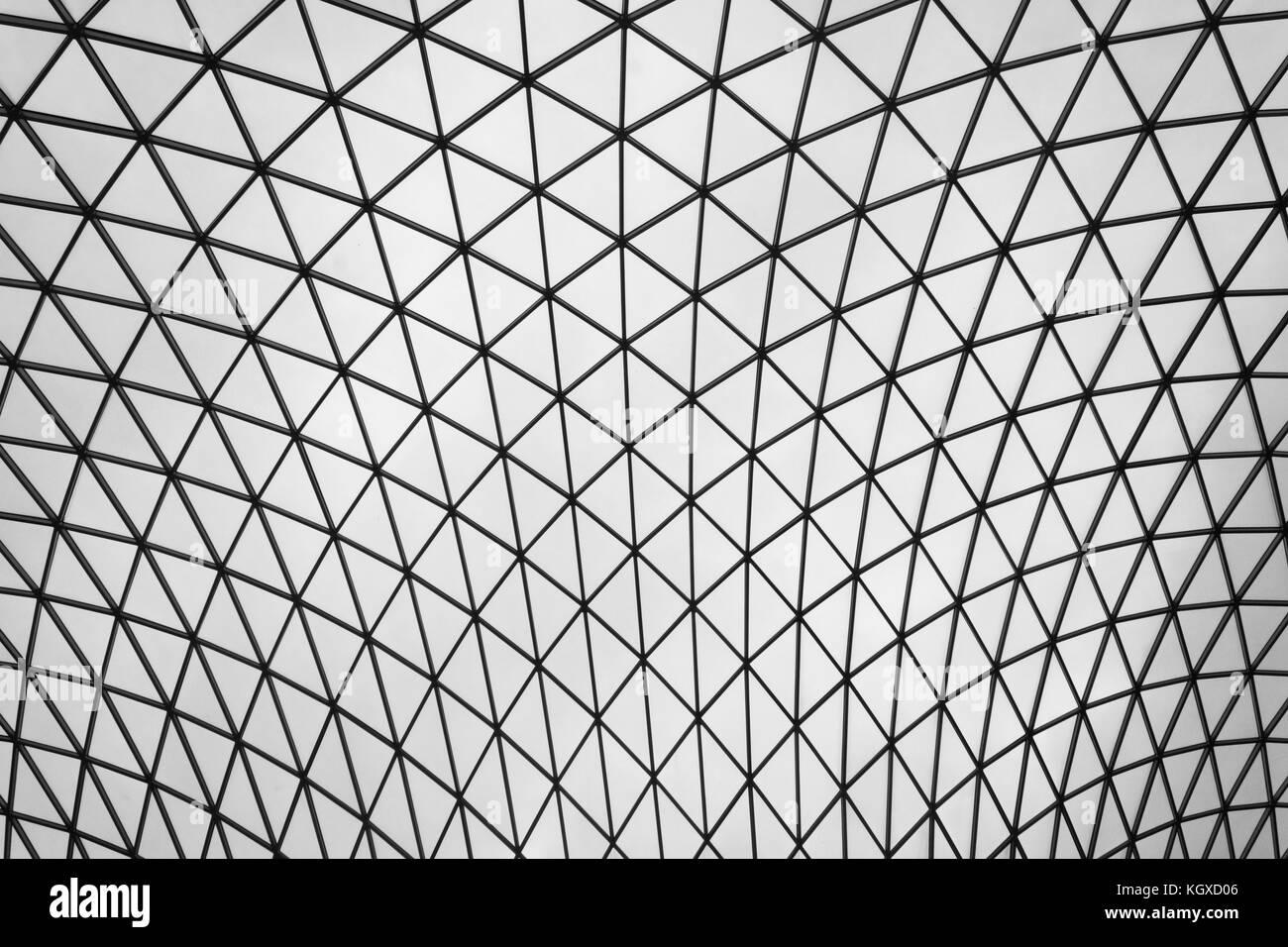 La Textura De Una Estructura Metálica Que Tiene El Aspecto
