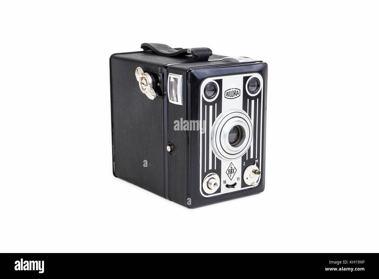 Bilora Blitz 120 cuadro de película de la cámara, fabricado por ...