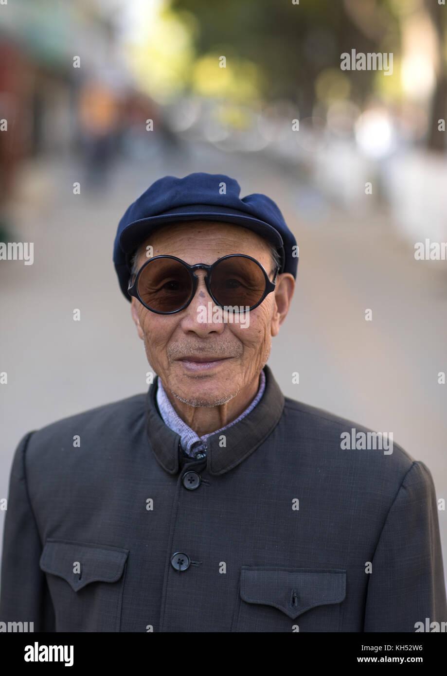 De Viejo Sol Tradicionales Con Gafas La Hombre TapaProvincia Y ybgf7Y6