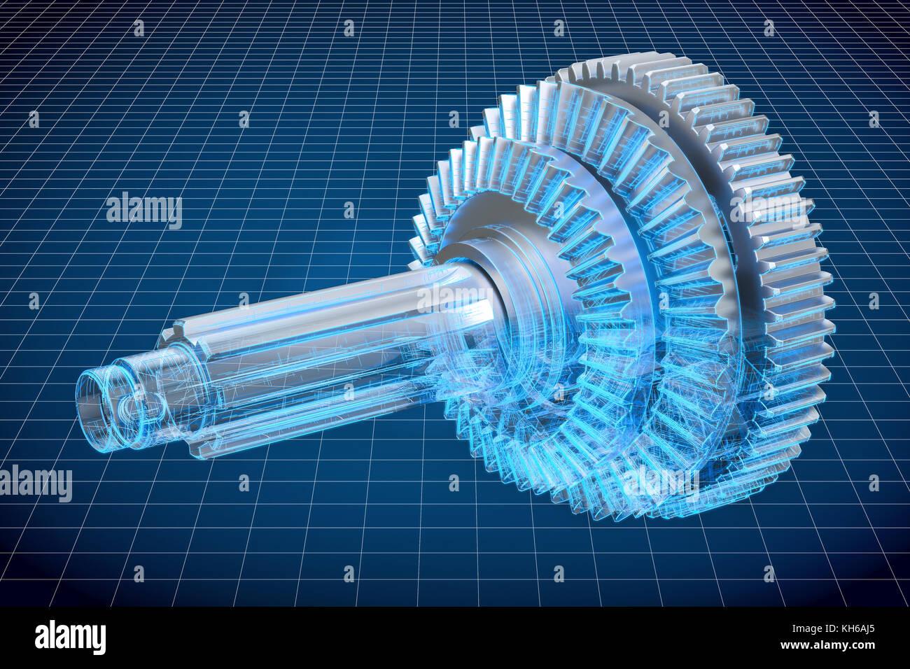 db85d0d644ca Visualización de modelos CAD en 3D