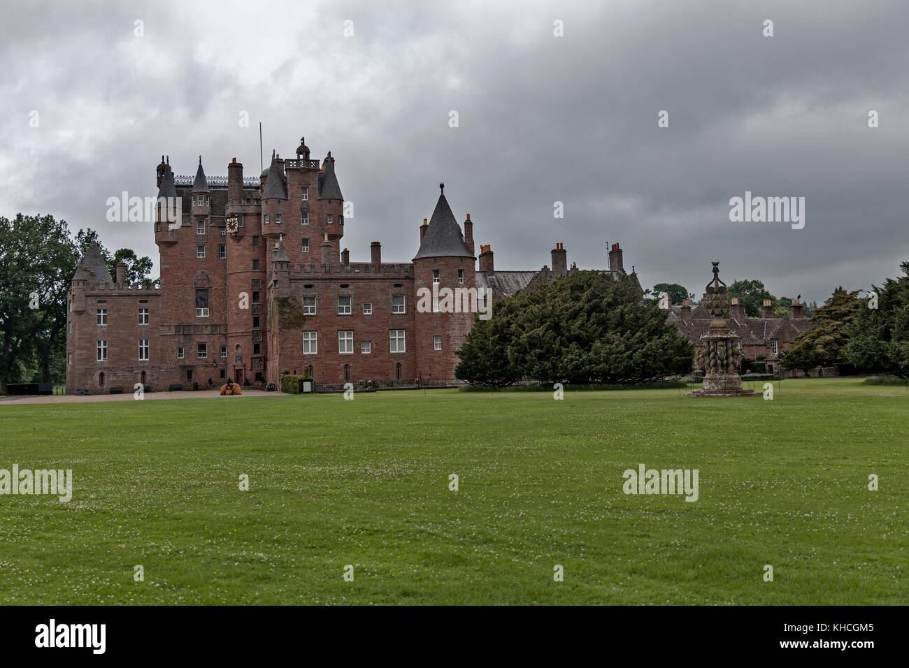 Escocia Foto de stock