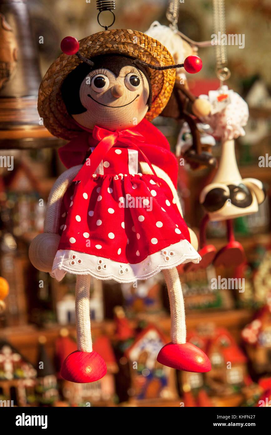 SouvenirsPraga La Juguete Madera Tienda De Ladybug En tBQdshrCx