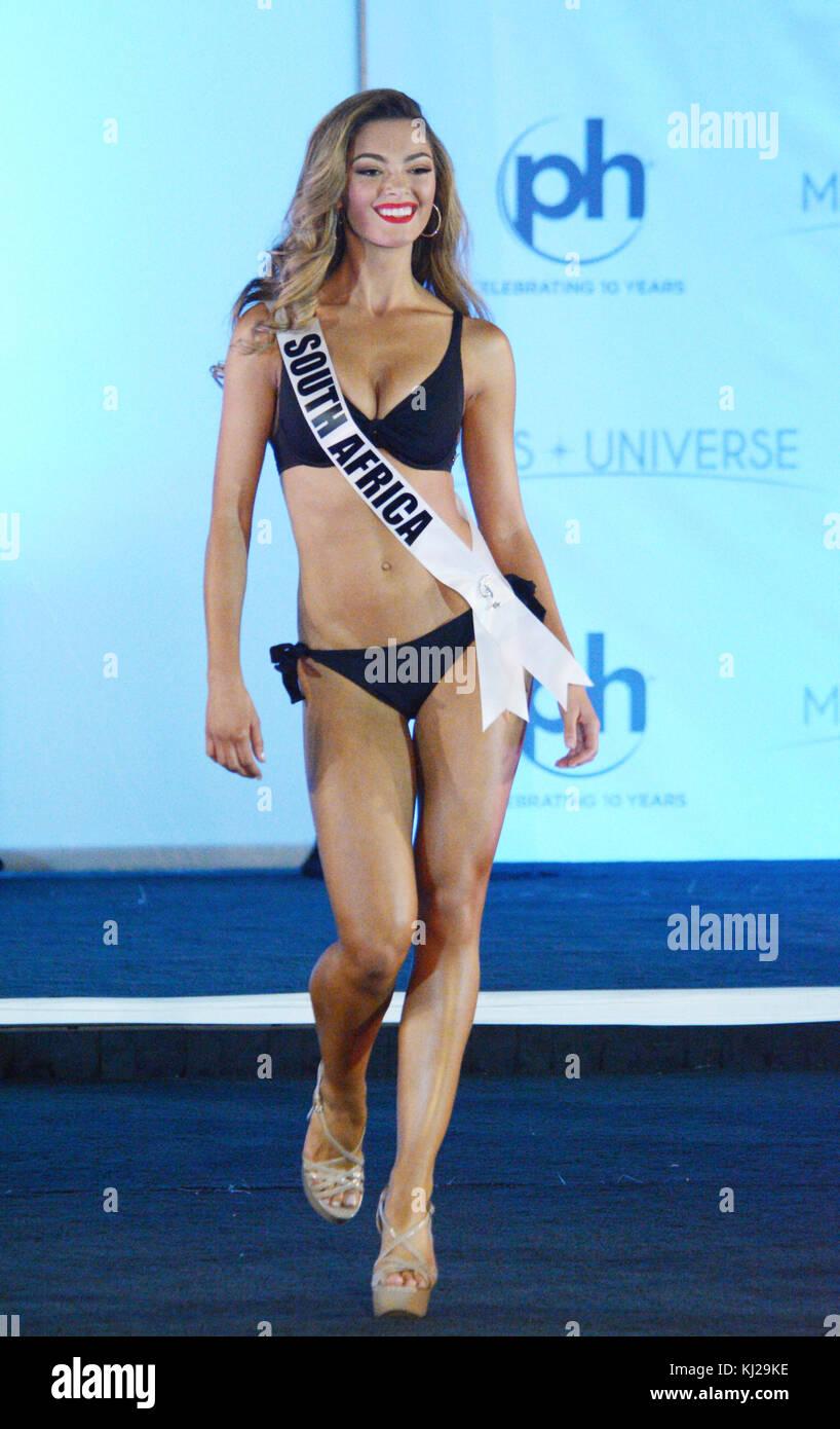 Nov2017Miss Universo Las VegasNevadaEe uu21 Demi Sudáfrica FTJl13Kc