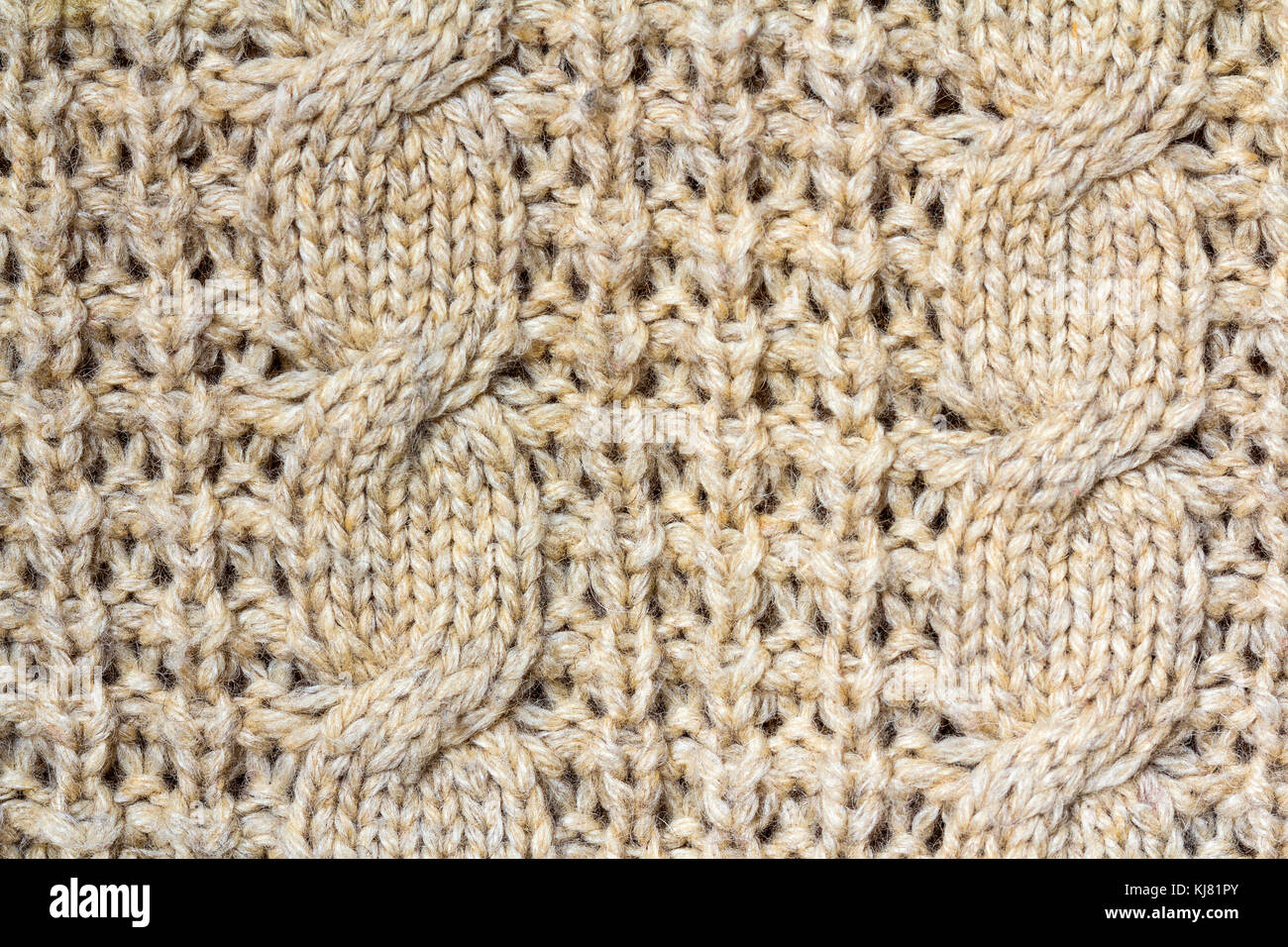 Old Knit Sweater Background Beige Imágenes De Stock & Old Knit ...