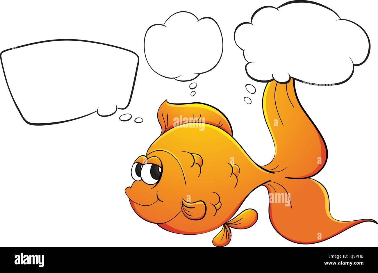Goldfish Cartoon Imágenes De Stock & Goldfish Cartoon Fotos De Stock ...