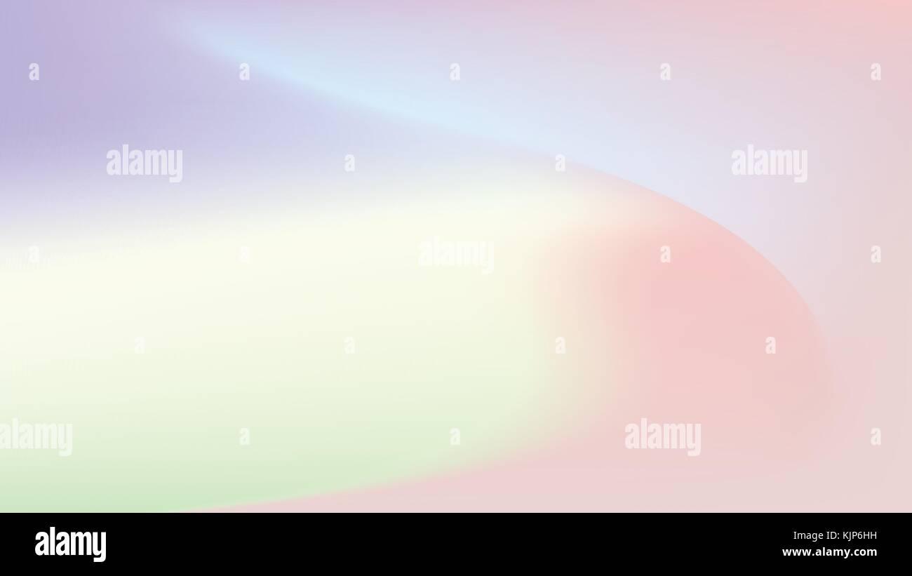 La mezcla de colores pastel degradado fondo de plantilla banner de ...