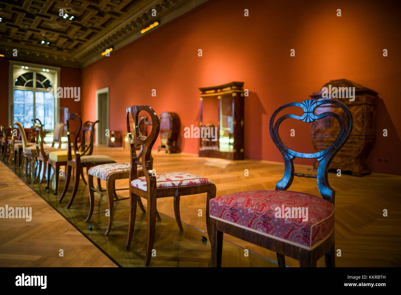 Museum For Applied Art Mak Im Genes De Stock Museum For Applied  # Muebles Historicos