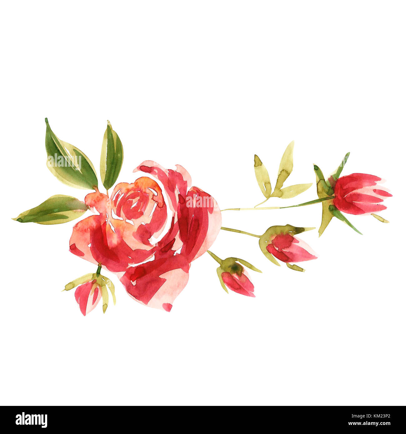 flores para tarjeta de boda