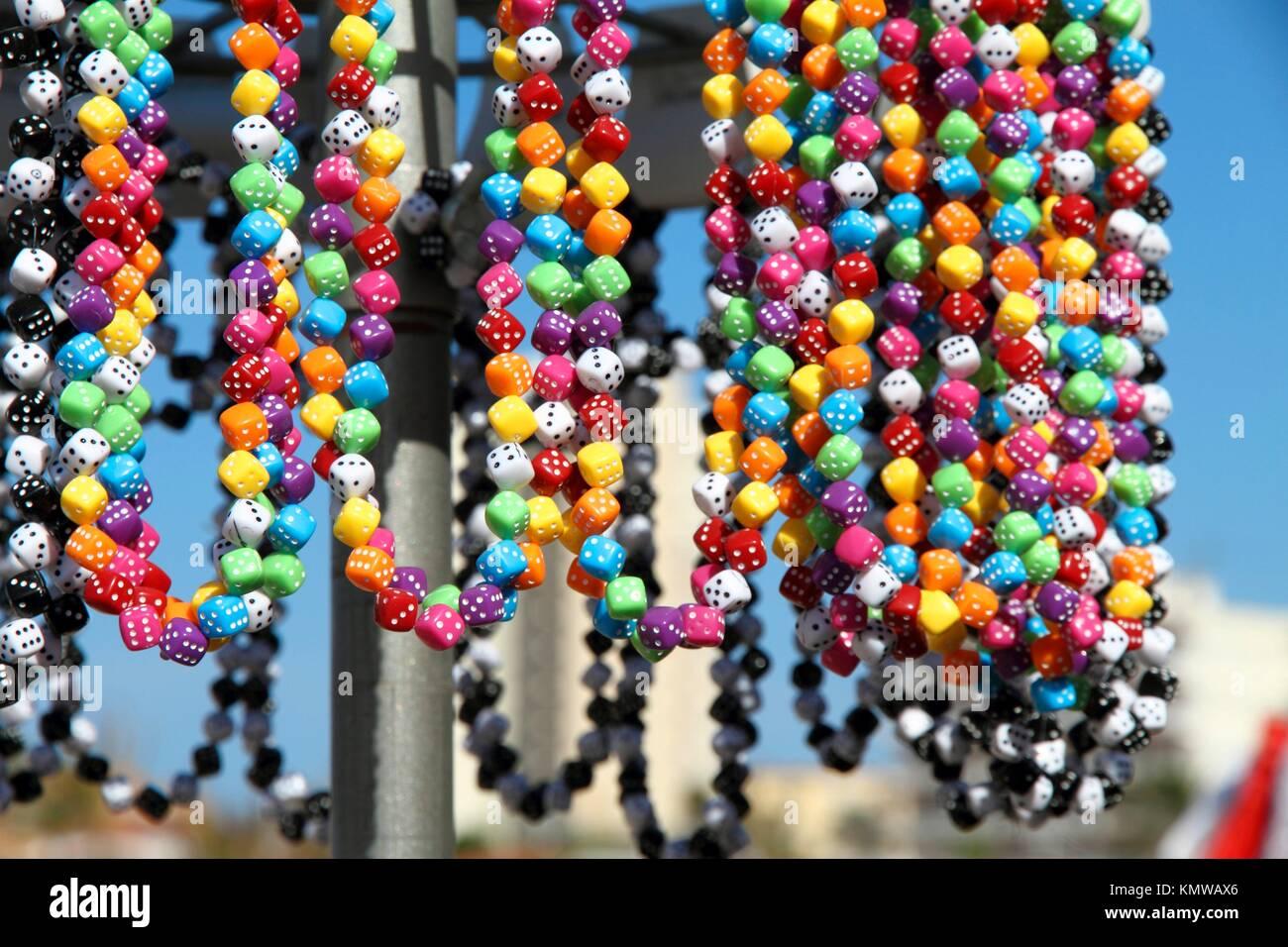 960b632b66e3 Perlas de plástico joyas en venta Javea Costa Blanca Alicante provincia  España mar Mediterráneo