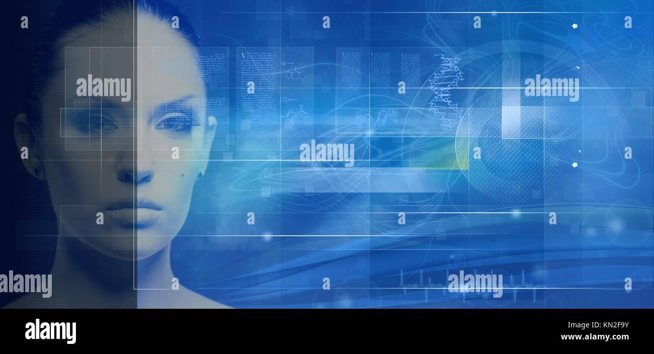 La biotecnología y la ingeniería genética RESUMEN ANTECEDENTES Imagen De Stock