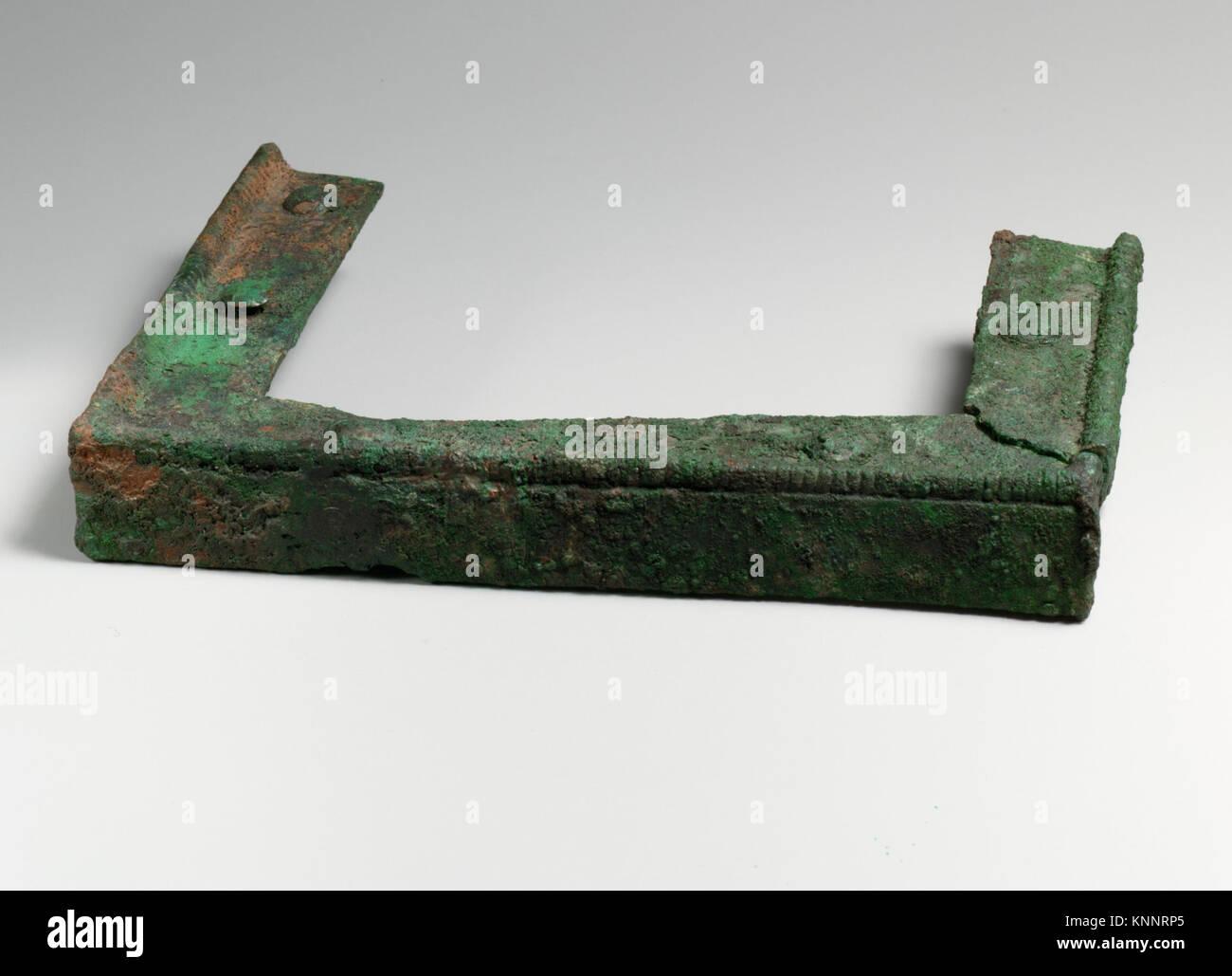 Chariot fragmentos, partes de bastidor rectangular se reunió DP20741 ...