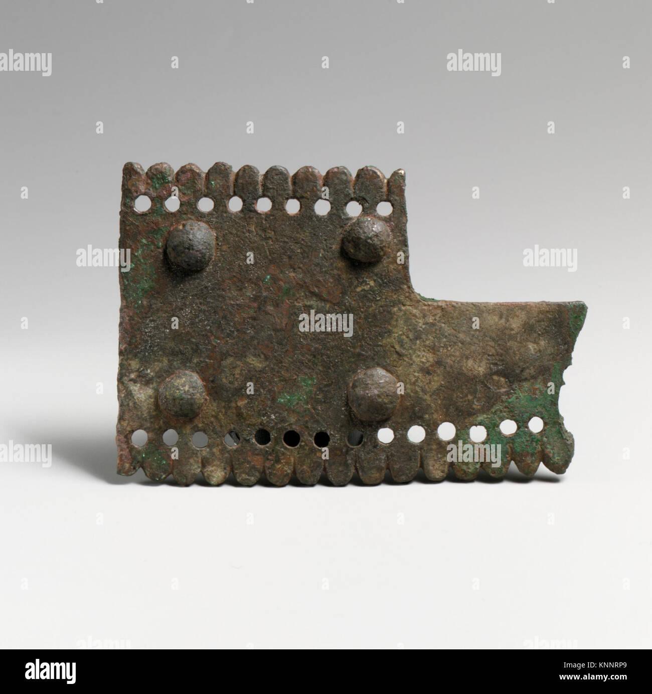 Chariot fragmentos, partes de bastidor rectangular se reunió DP20739 ...