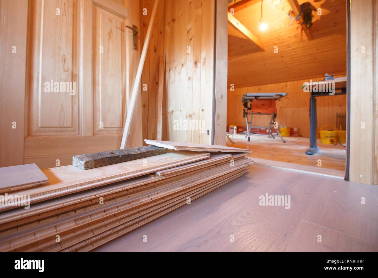 Casa con parquet vestir el piso de tu casa con parquet with casa con parquet elegant idee per - Tablones de roble ...