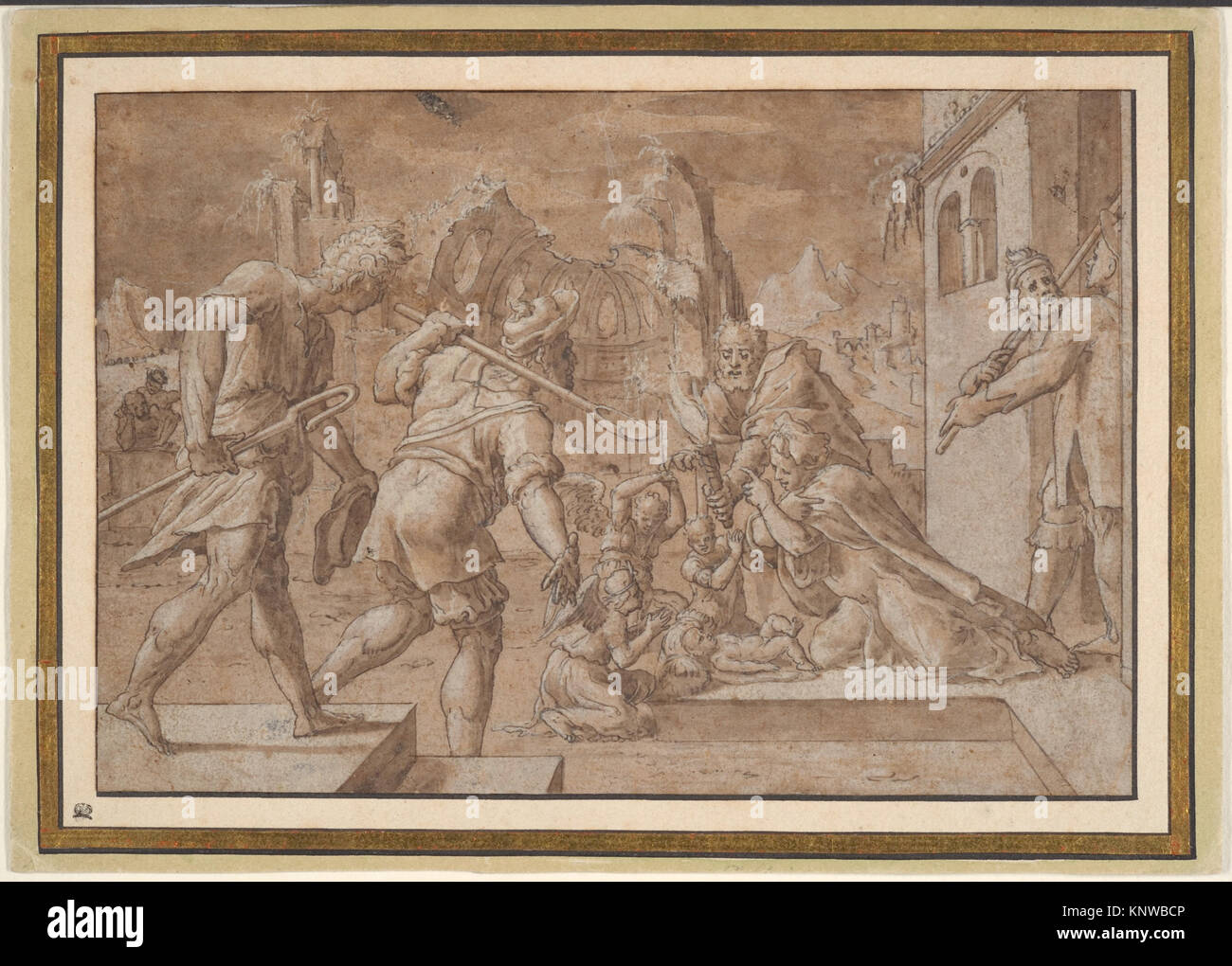 Master Of The Adoration Of The Shepherds Imágenes De Stock & Master ...