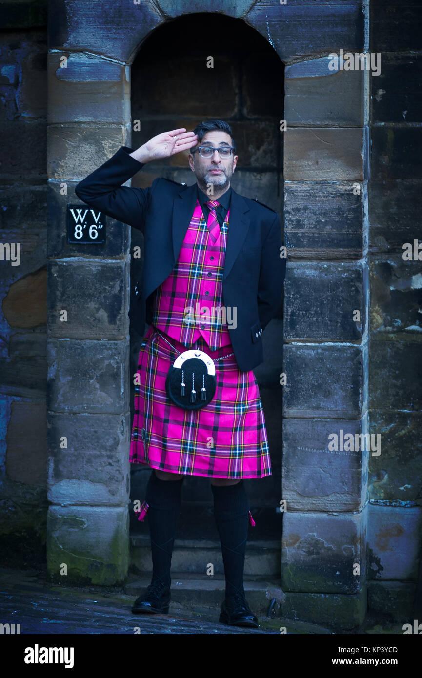 Increíble Vestidos De Boda Escocesa Con El Tartán Bandera - Ideas de ...