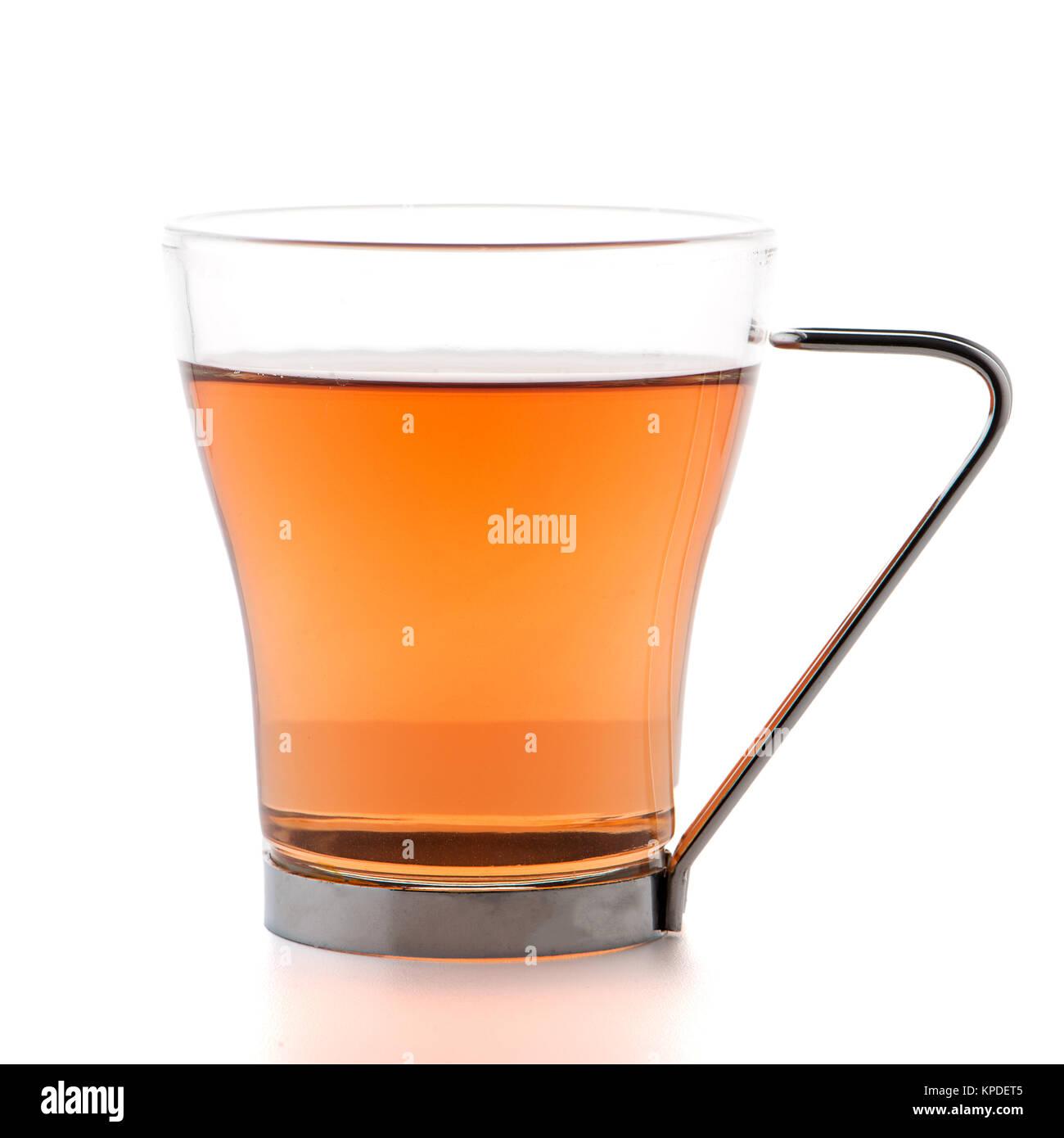 Un vaso de t negro foto imagen de stock 168712773 alamy for Vasos de te