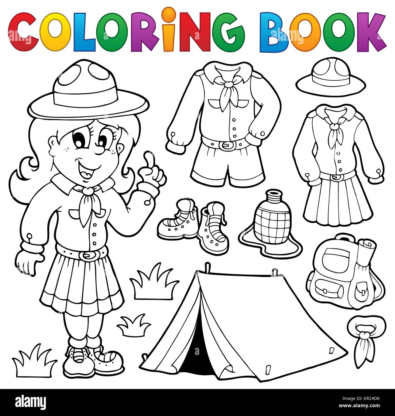 Scout Hat Imágenes De Stock & Scout Hat Fotos De Stock - Página 3 ...