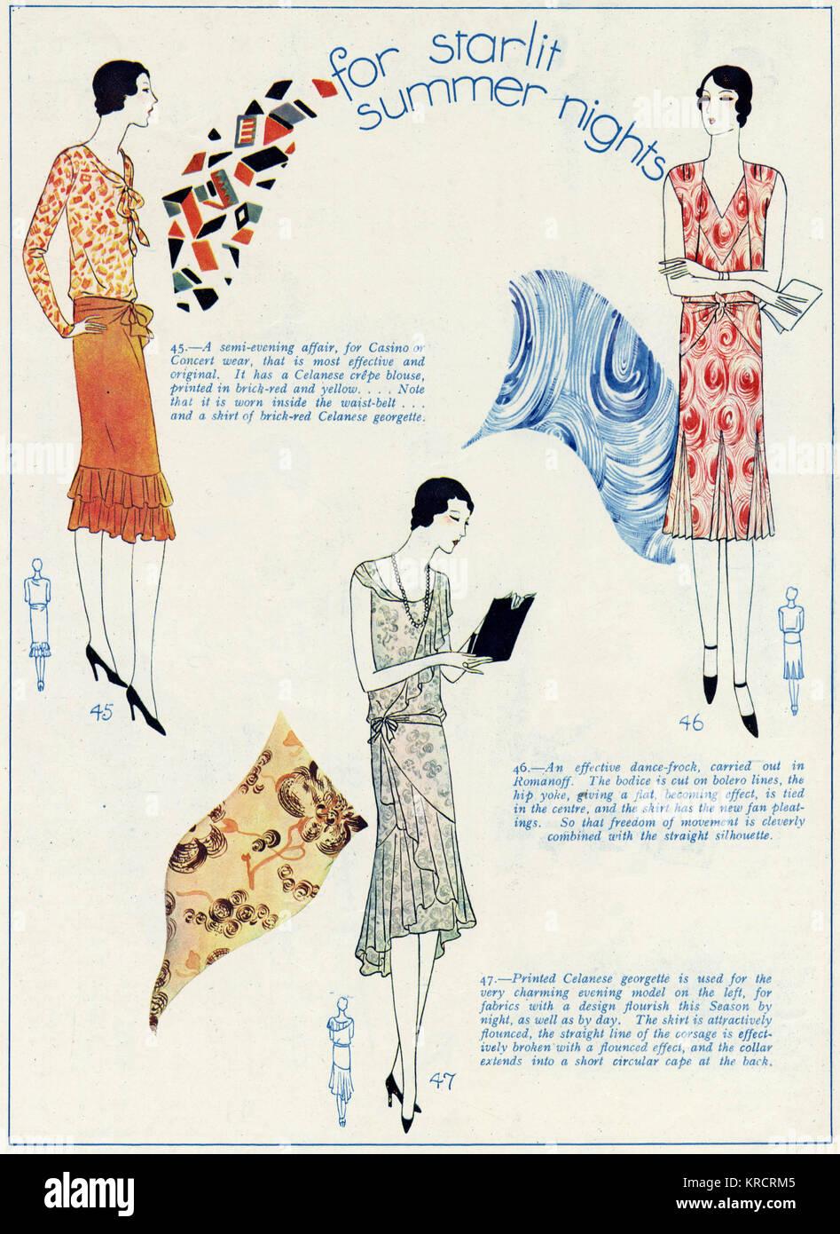 Womens Fashion 1920s Imágenes De Stock & Womens Fashion 1920s Fotos ...