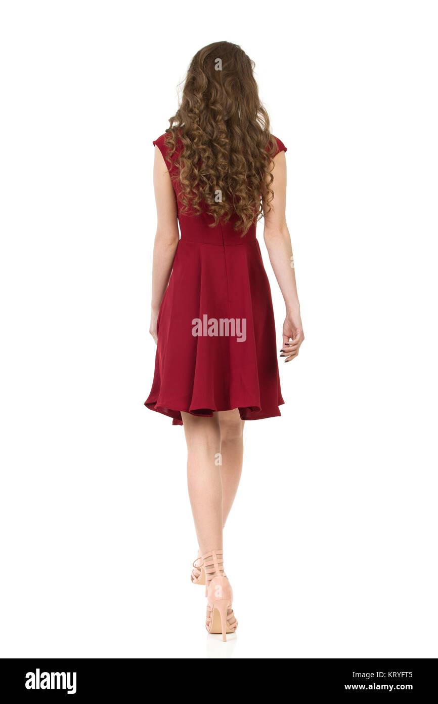 Zapatos para vestido rojo con blanco