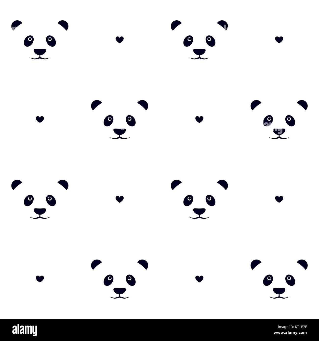 Panda Wallpaper Imágenes De Stock & Panda Wallpaper Fotos De Stock ...