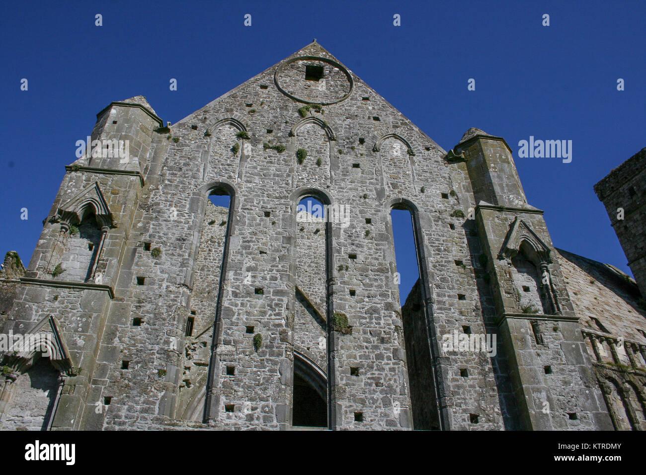 Irelands histórica Capilla Cashel un sitio arqueológico en Tipperary. Foto de stock
