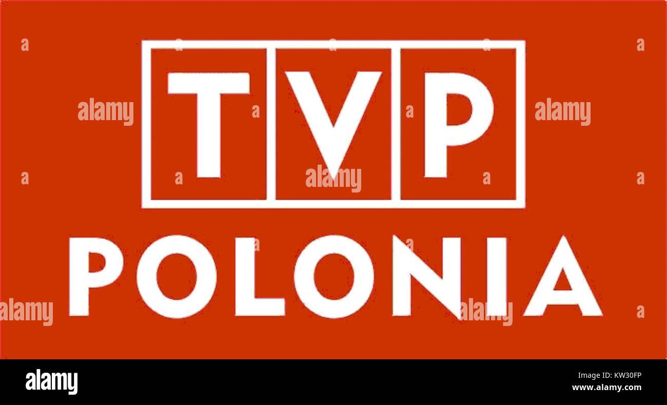 TV Polonia Imagen De Stock