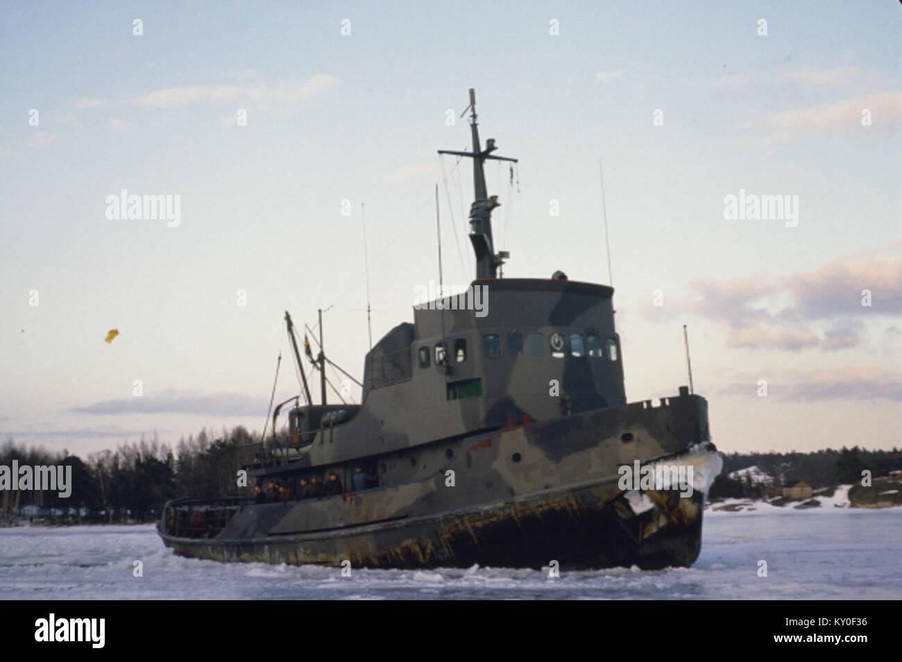 HMS Achilles (A251) Foto de stock