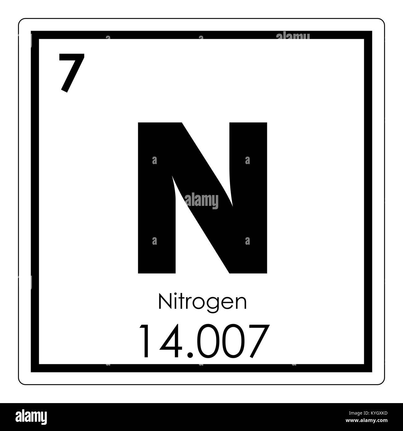 Tabla peridica de elementos qumicos de nitrgeno smbolo de tabla peridica de elementos qumicos de nitrgeno smbolo de ciencia urtaz Choice Image
