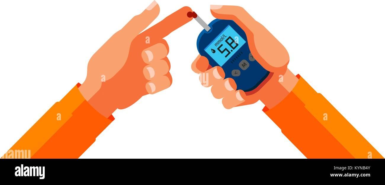 Test For Diabetes Imágenes De Stock & Test For Diabetes