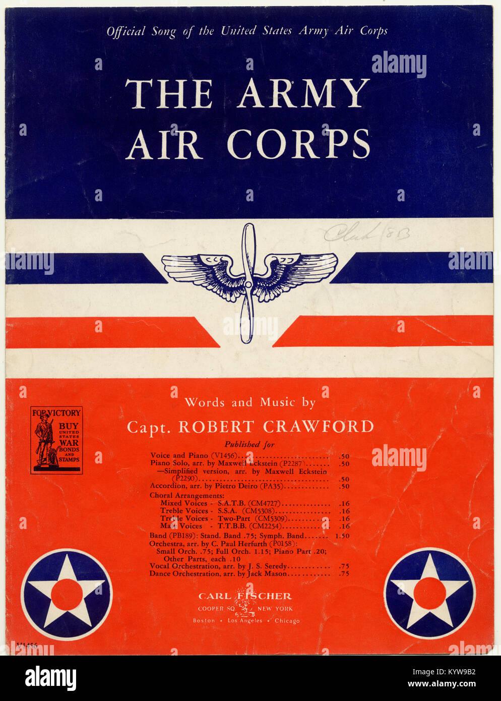 El Ejército del Aire. Imagen De Stock
