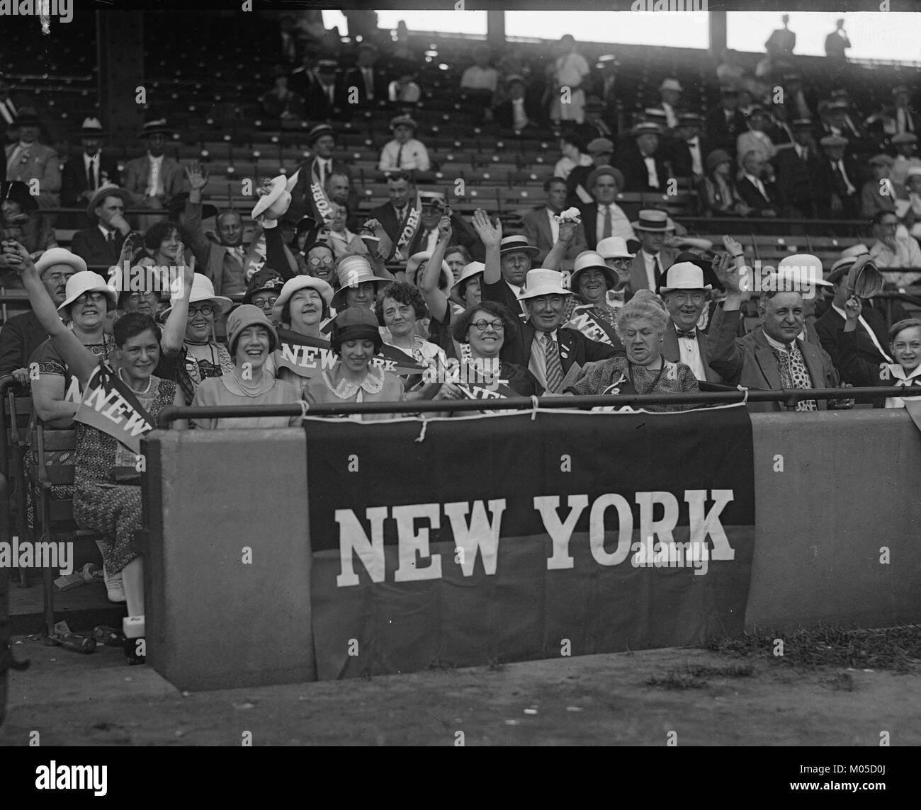 Unión Internacional de juegos de la Liga de Béisbol de impresoras Foto de stock