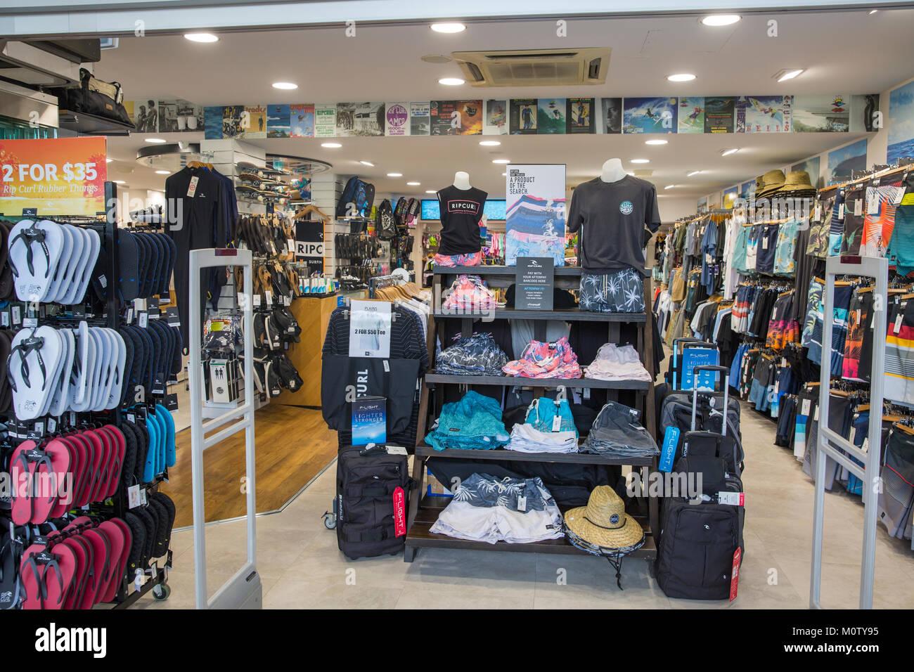 7e0eaa3d2e85b Ripcurl tienda en Port Douglas vendiendo ropa de playa y surf