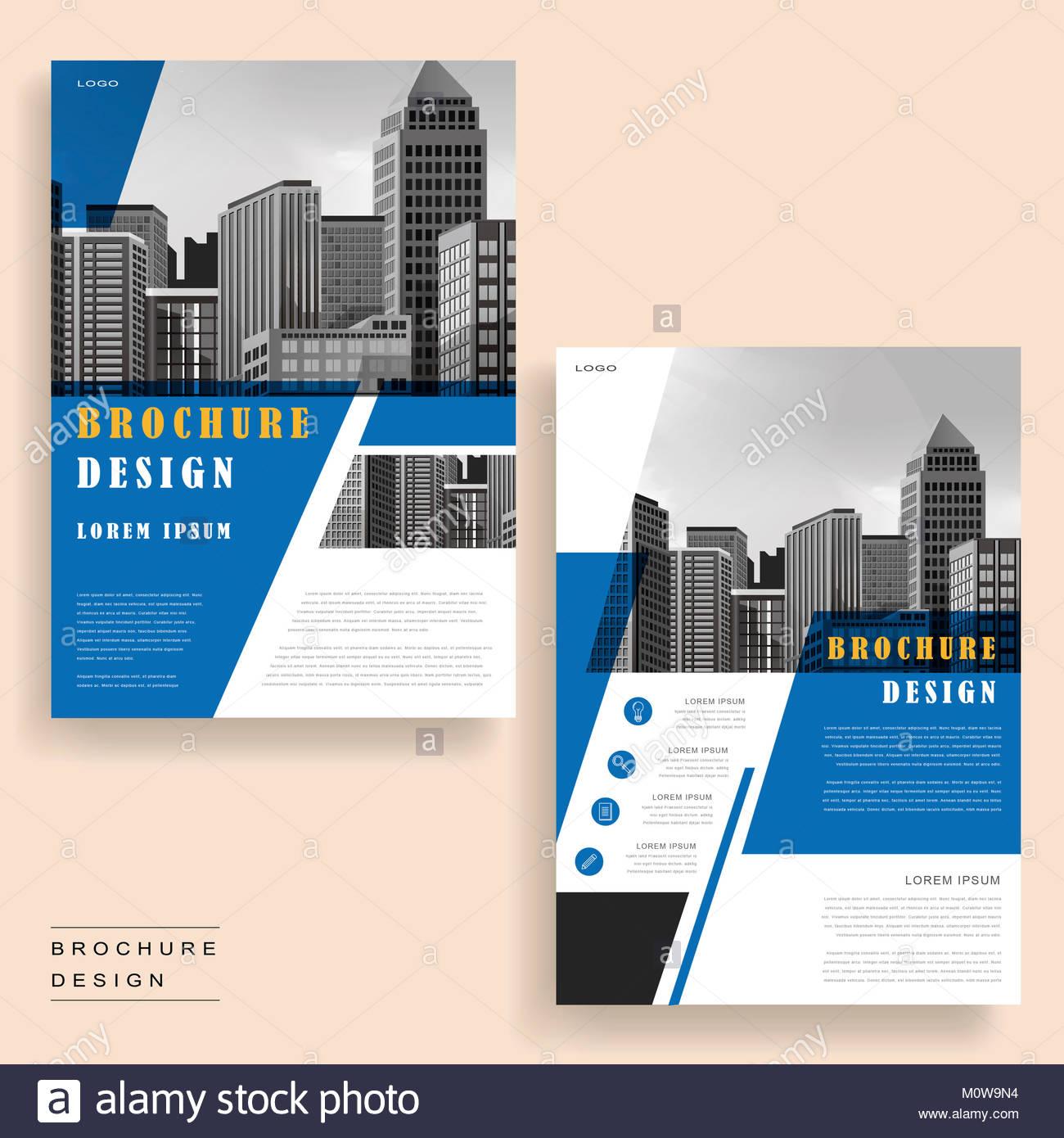 Brochure Contemporary Imágenes De Stock & Brochure Contemporary ...