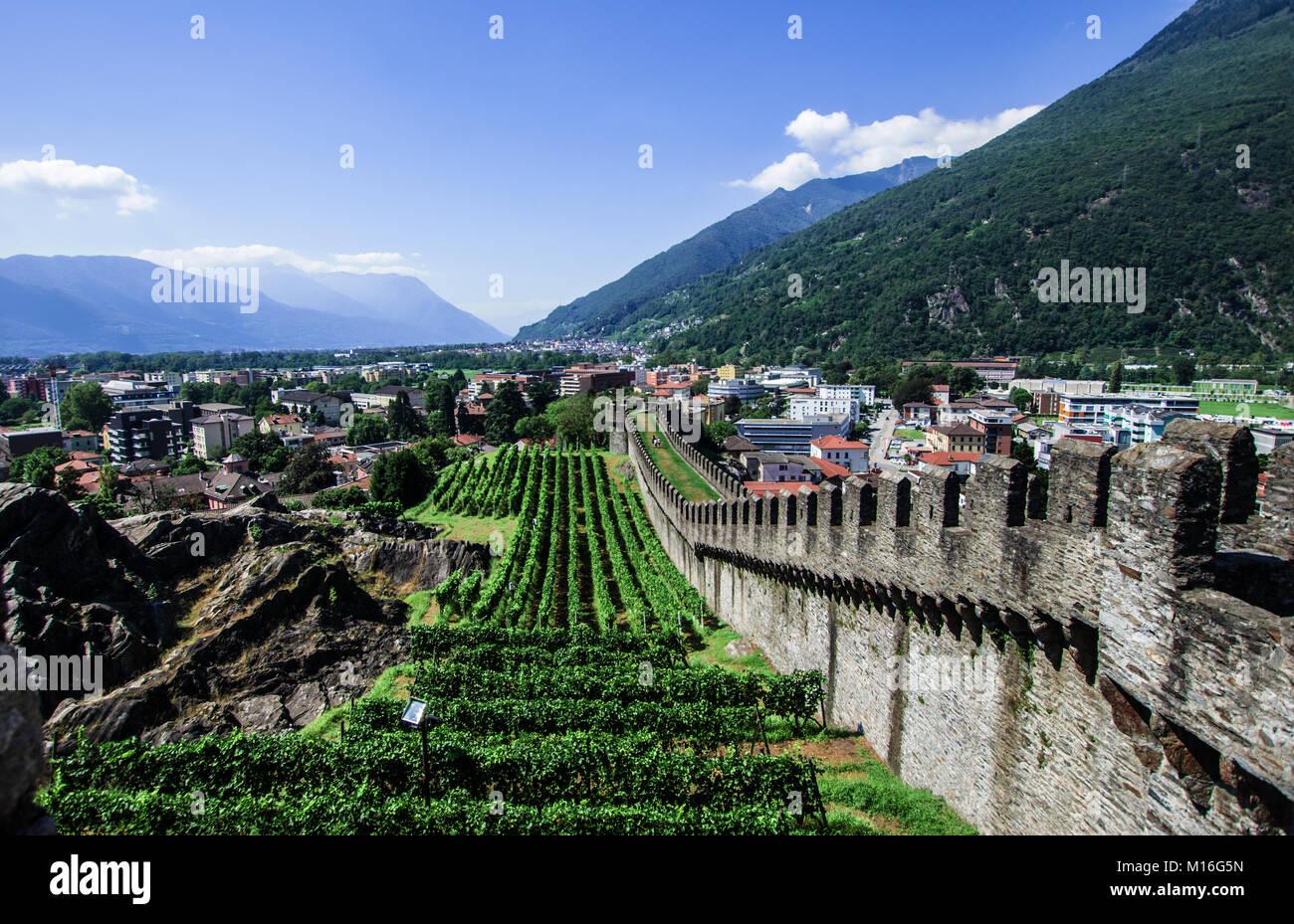 Resultado de imagen de bellinzona suiza