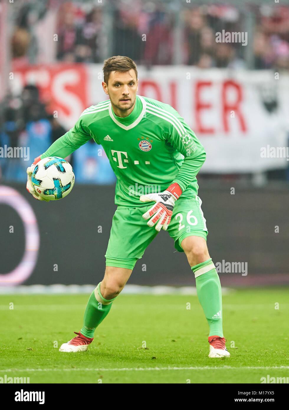 Camiseta FC Bayern München Sven Ulreich
