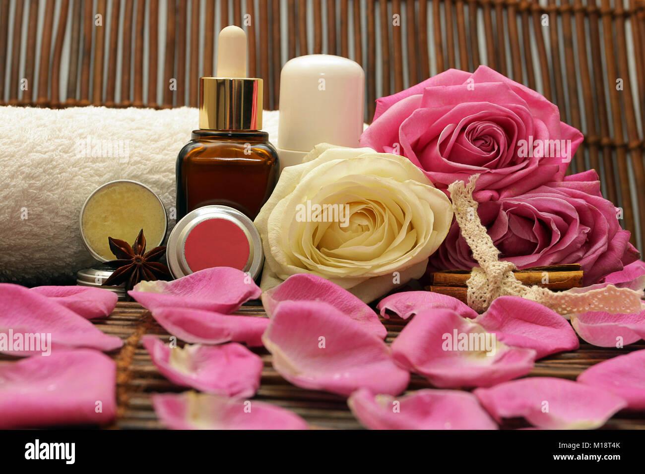 Rosas y Miel