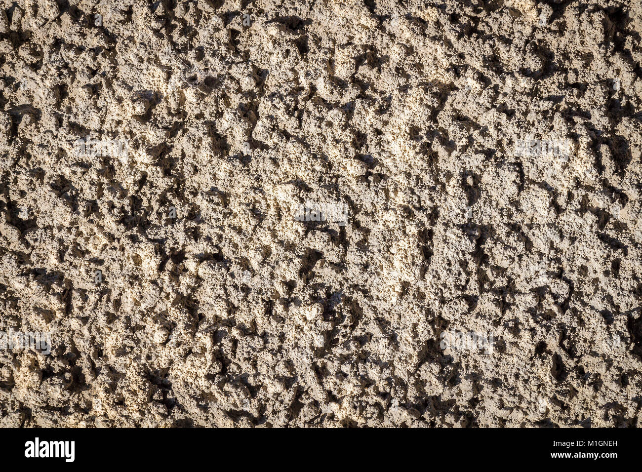 Superficie De Hormigon Decorativo De Un Muro De Cerca Como Fondo - Hormigon-decorativo