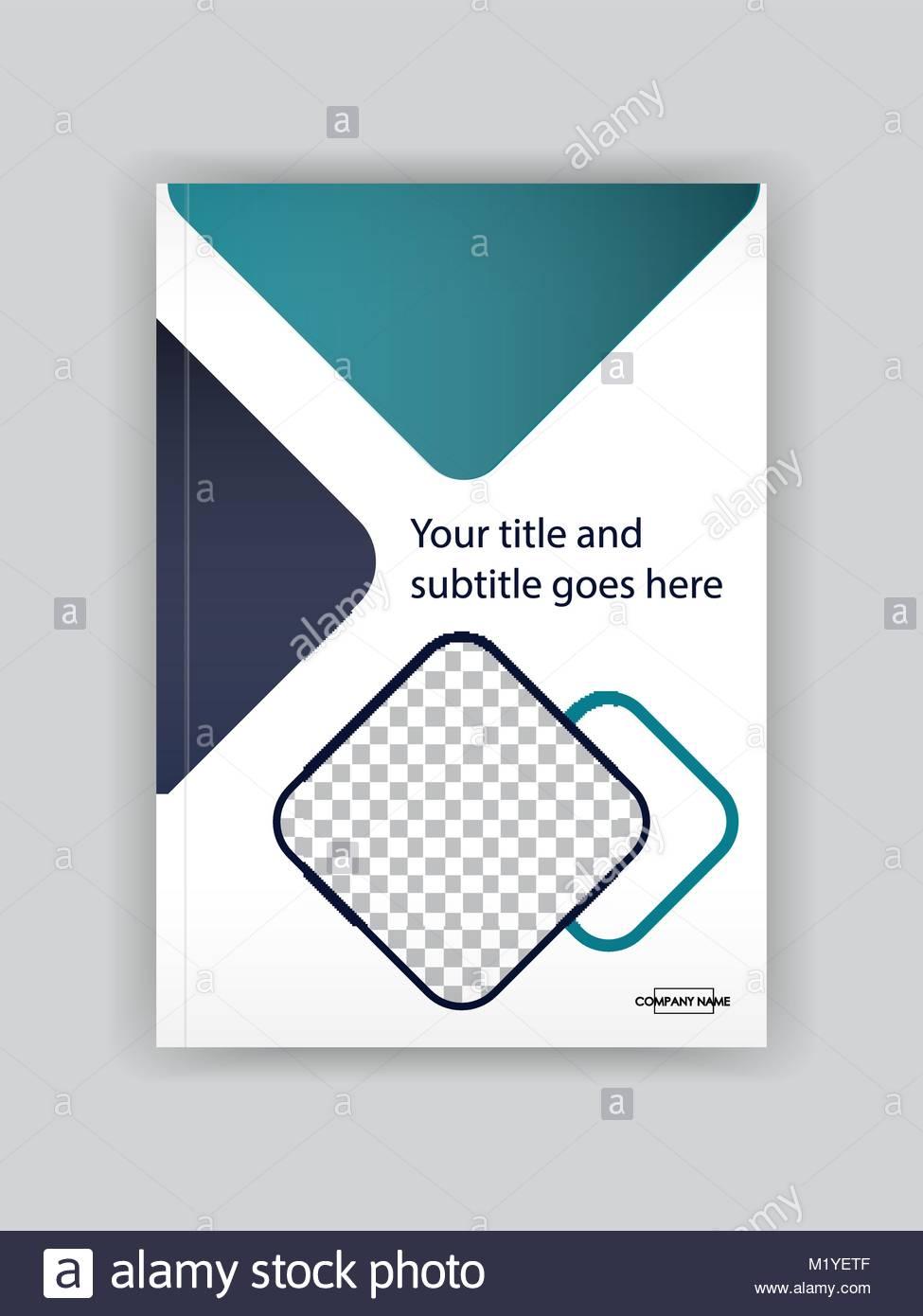 Plantilla de diseño de tapa de libro de negocios. Buena para la ...