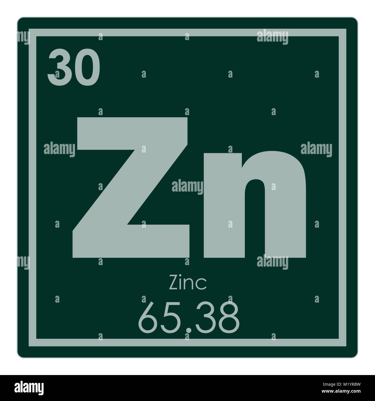 Tabla peridica de elementos qumicos de cinc smbolo de ciencia tabla peridica de elementos qumicos de cinc smbolo de ciencia urtaz Images
