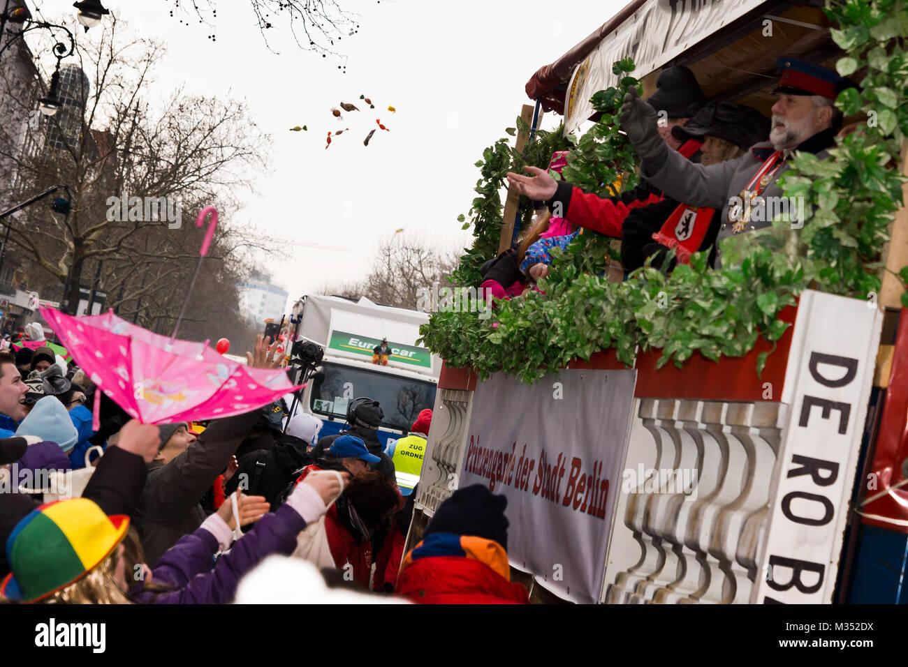 Karneval en Berlín mit kleinliche Auflagen für grosses Fest fue ...