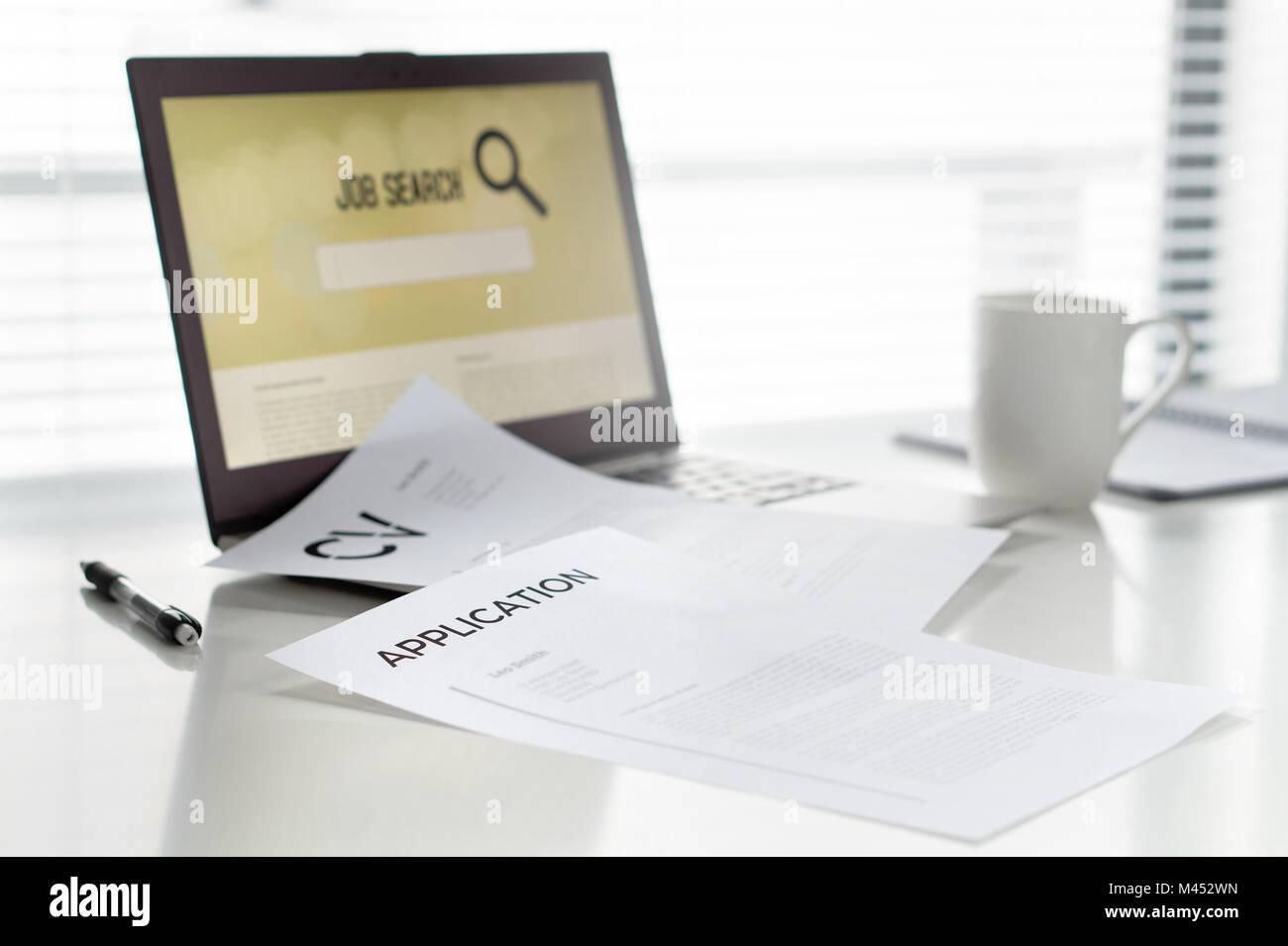 Job Seeking Imágenes De Stock & Job Seeking Fotos De Stock - Alamy