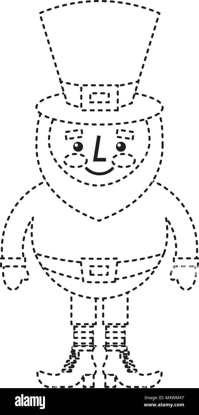 Leprechaun Drawing Imágenes De Stock & Leprechaun Drawing Fotos De ...