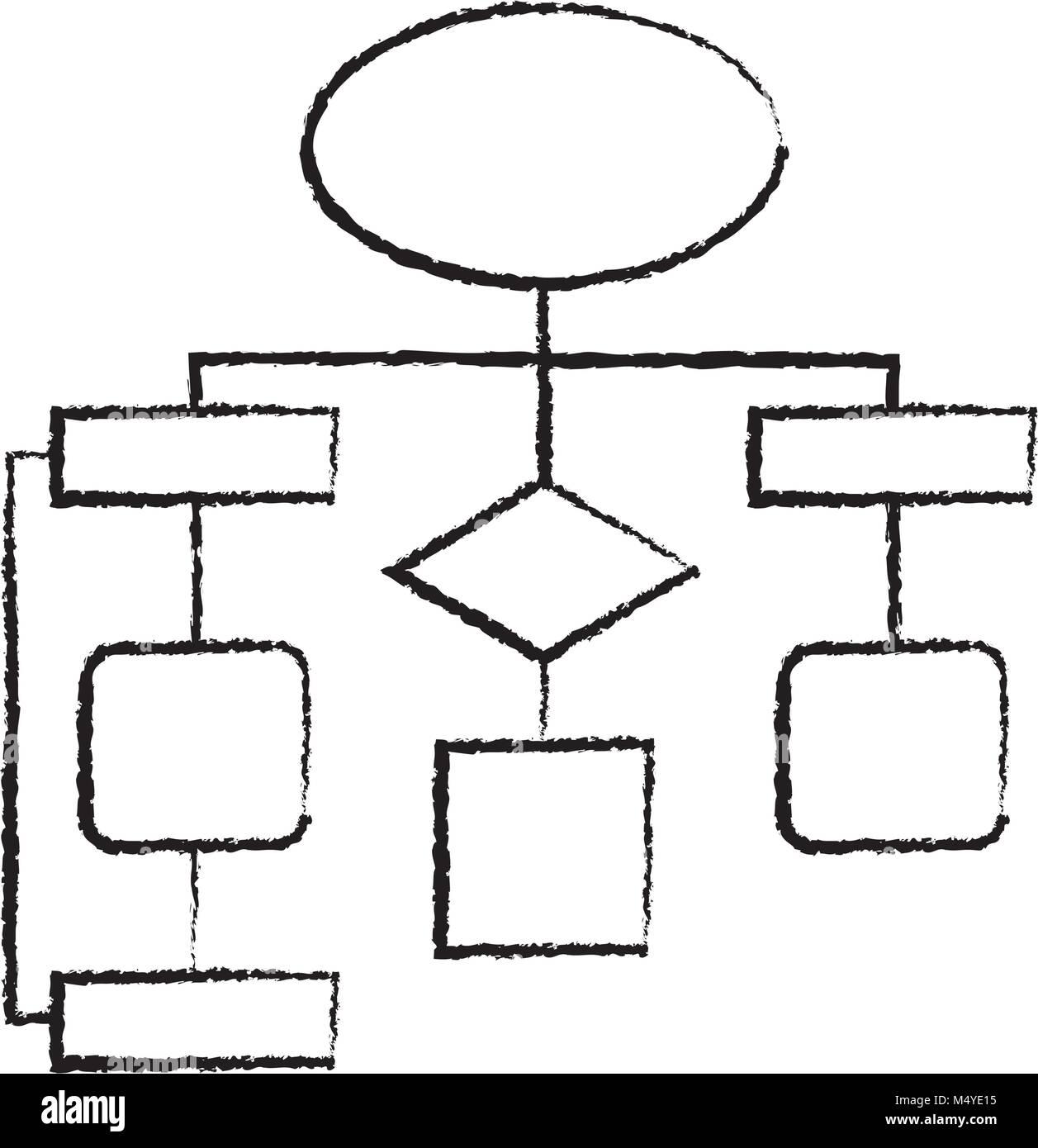 Flowchart diagram imgenes de stock flowchart diagram fotos de diagrama de flujo diagrama de conexin vaco imagen de stock ccuart Images
