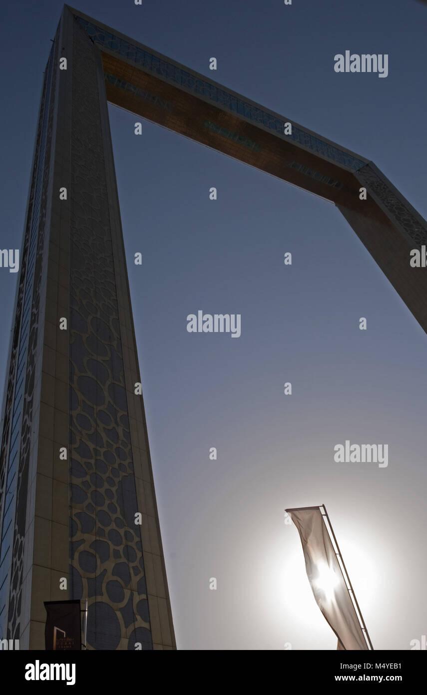 El marco histórico de Dubai Foto & Imagen De Stock: 175166293 - Alamy