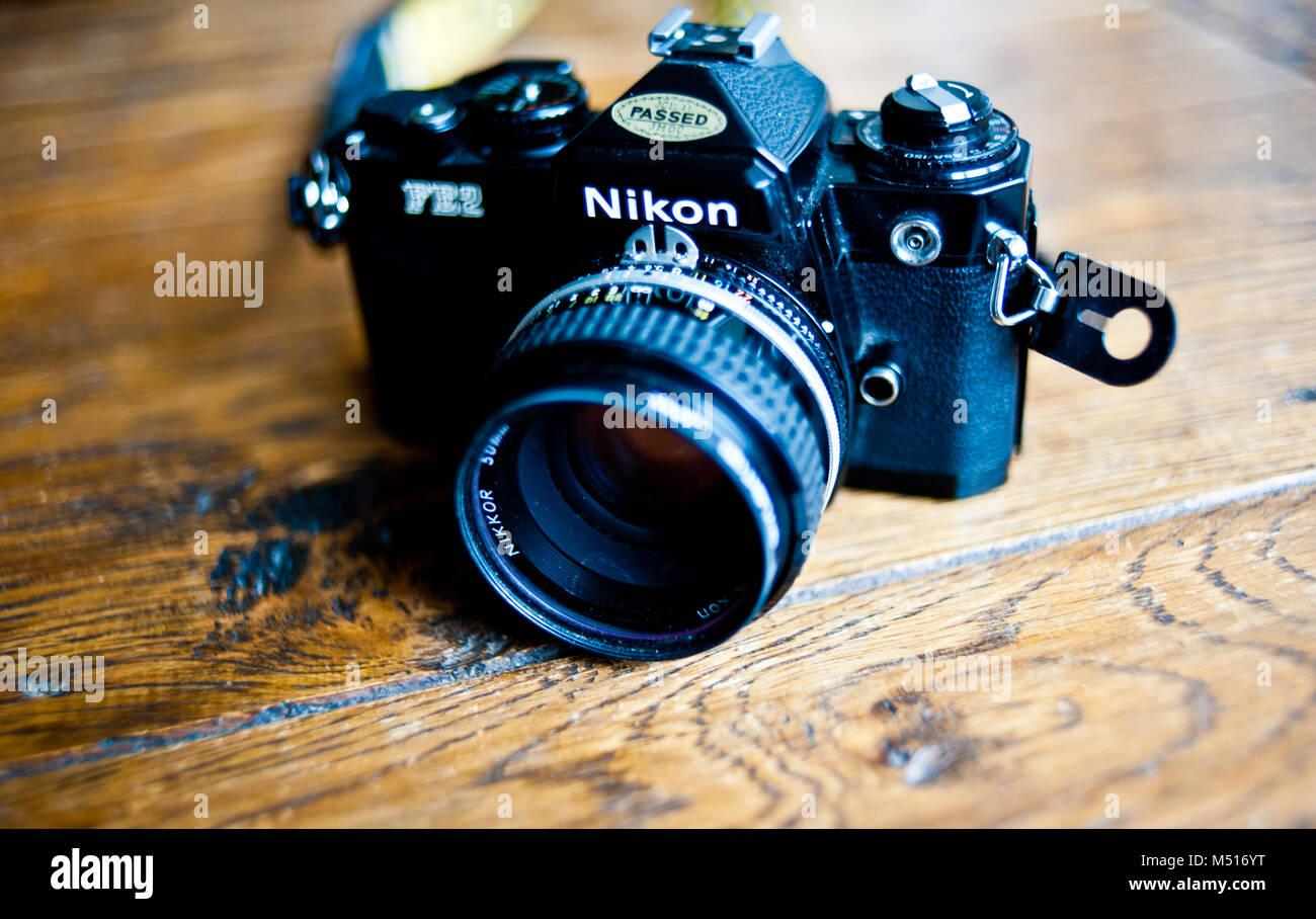 Nikon Technology Imágenes De Stock & Nikon Technology Fotos De Stock ...