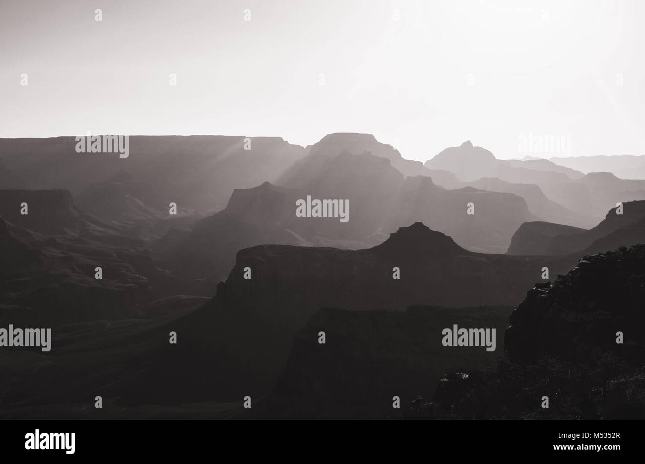 Grand Canyon Foto de stock