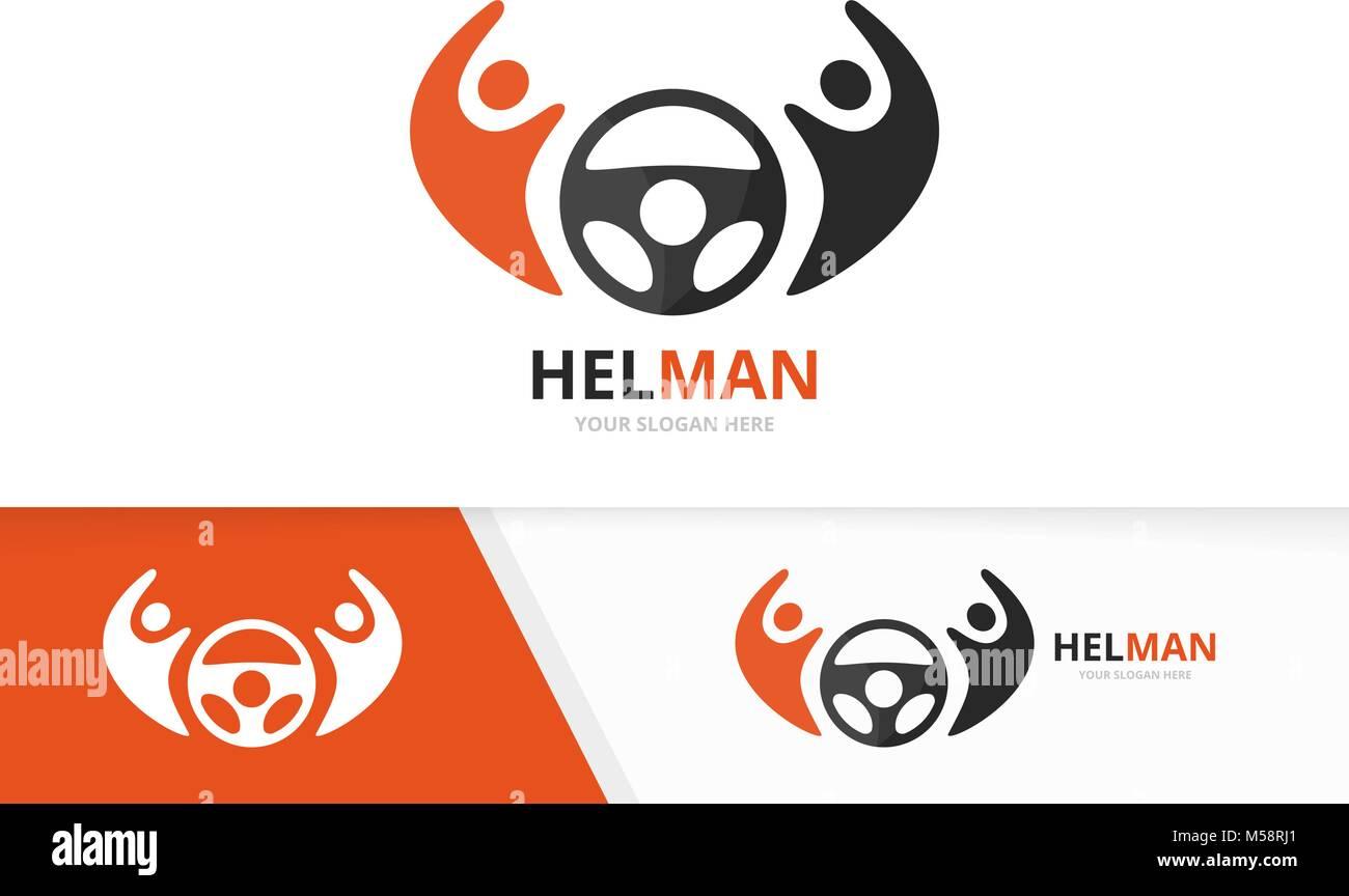 Car Steering Wheel Vector Logo Imágenes De Stock & Car Steering ...