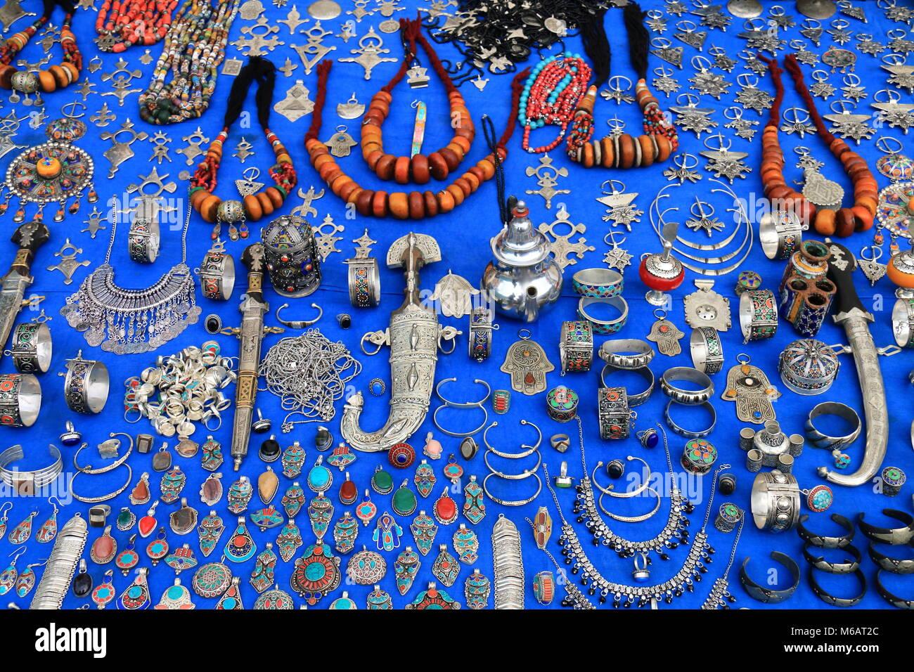 La Artesanía Marroquí Foto Imagen De Stock 176030020 Alamy