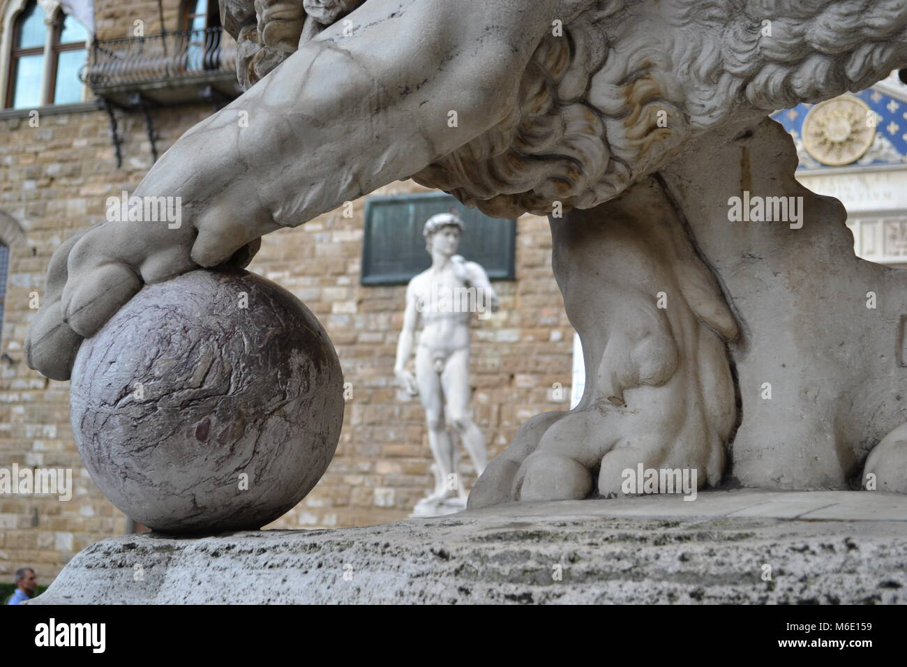 Florencia Foto de stock